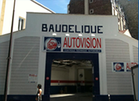 centre autovision paris 18