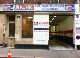 centre autovision paris 19